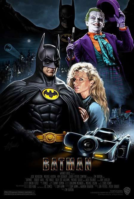 Daftar Film Batman Batman (1989)