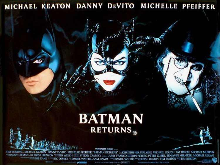 Daftar Film Batman Batman Returns (1992)