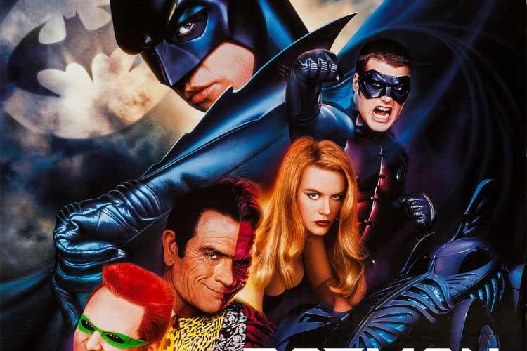 Daftar Film Batman Batman Forever (1995)