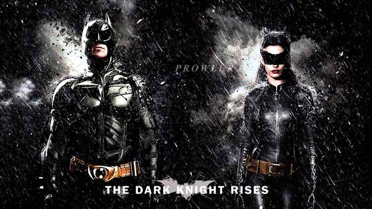 Daftar Film Batman The Dark Knight Rises (2013)