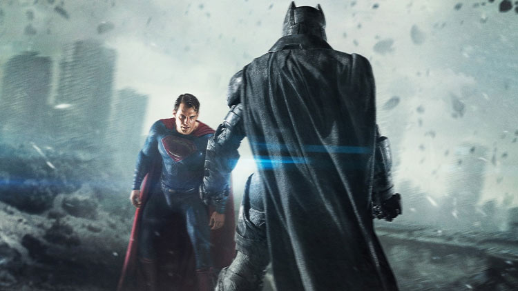Daftar Film Batman Batman v Superman : Dawn of Justice (2016)