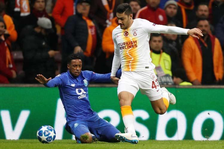 Hasil Liga Champion Eropa Pekan ke 6 Penyisihan Grup Galatasaray vs Porto