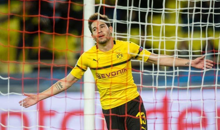 Hasil Liga Champion Eropa Pekan ke 6 Penyisihan Grup Monaco 0-2 Dortmund