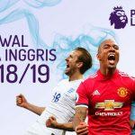 Jadwal Liga Inggris Pekan ke-18, 2018-19 live RCTI & MNC