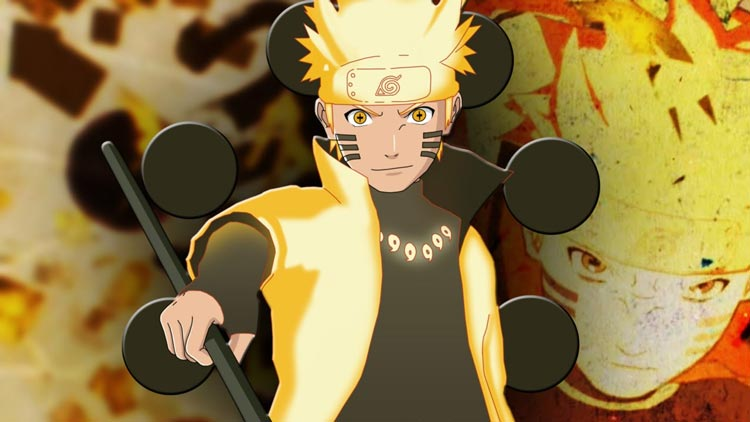 Jurus Terhebat di Anime Naruto - Gudoudama