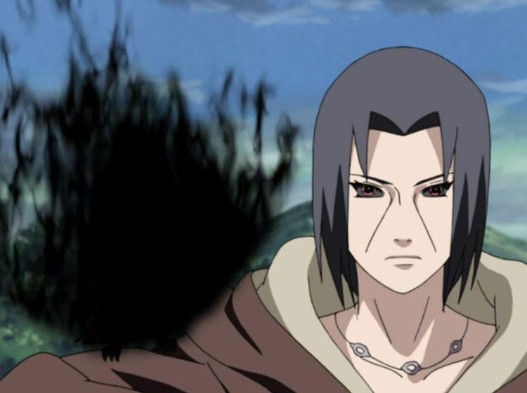 Jurus Terhebat di Anime Naruto - Amaterasu