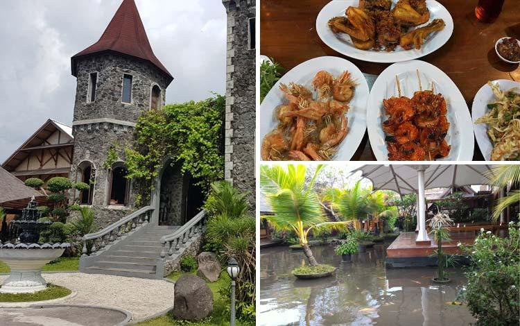 Tempat Nongkrong di Jogjakarta - Kastil Mang Engking