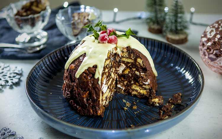 Makanan Dan Minuman Yang Identik Dengan Perayaan Natal - Christmas pudding