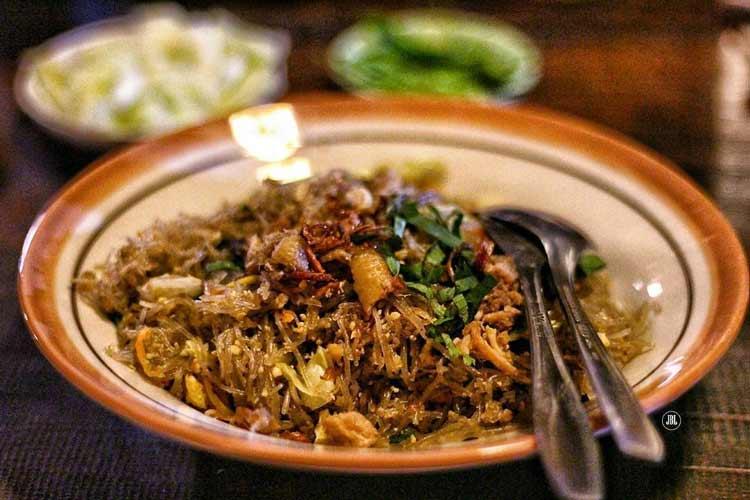Makanan dan Minuman Khas Jogjakarta - Mie Lethek