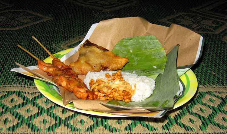 Makanan dan Minuman Khas Jogjakarta - Nasi Kucing