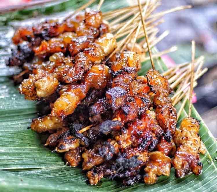 Makanan dan Minuman Khas Jogjakarta - Sate Kere