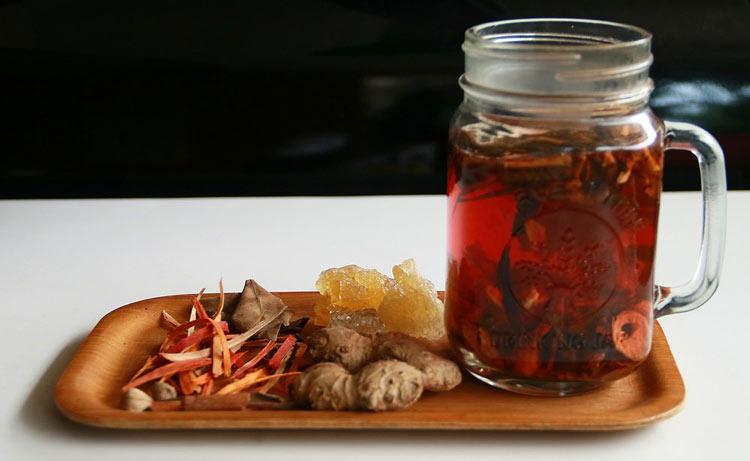 Makanan dan Minuman Khas Jogjakarta - Wedang Uwuh