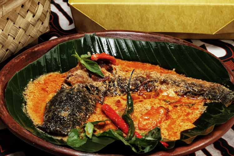 Makanan dan Minuman Khas Jogjakarta - Mangut Lele