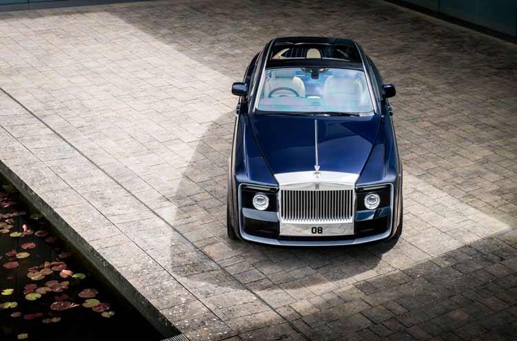 Mobil Mewah di Dunia Roll-Royce Sweptail
