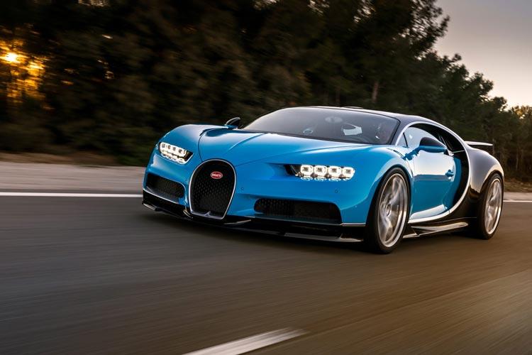Mobil Mewah di Dunia Bugatti Chiron