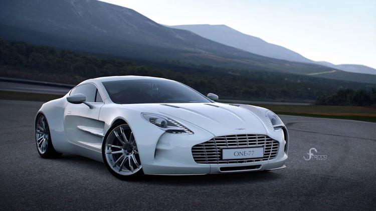 Mobil Mewah di Dunia Aston Martin One-77