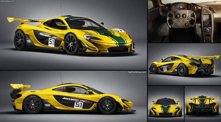 Mobil Mewah di Dunia McLaren P1 GTR