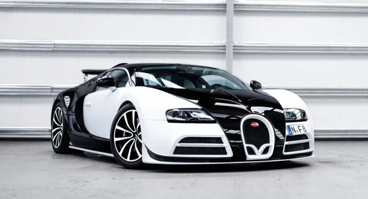 Mobil Mewah di Dunia Limited Edition Bugatti Veyron by Mansory Vivere