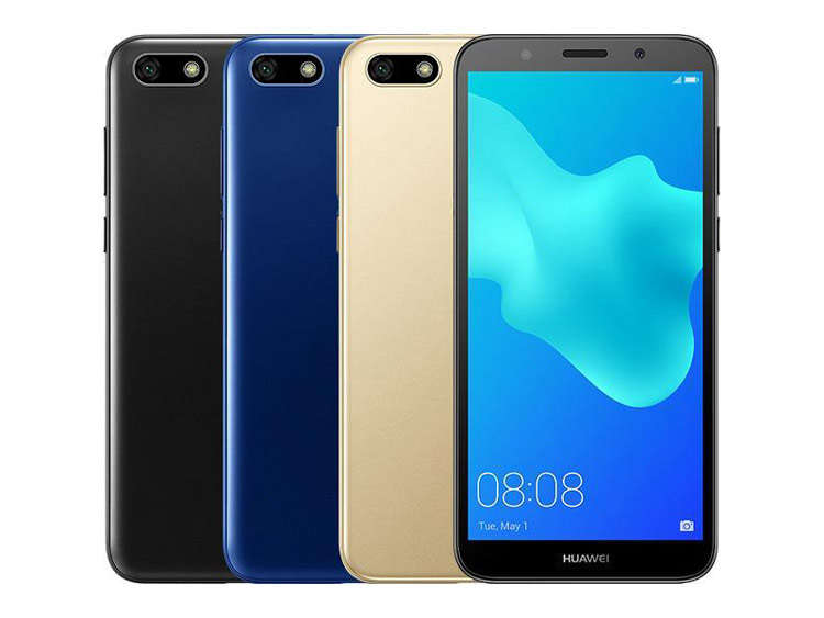 Jajaran Smartphone Terbaik Tahun 2018 Huawei Y5 (2018)