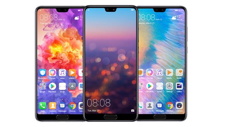 Jajaran Smartphone Terbaik Tahun 2018 Huawei P20 Pro