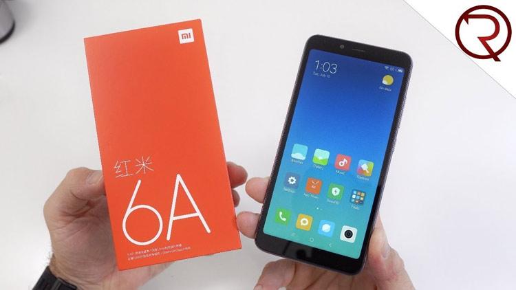 Jajaran Smartphone Terbaik Tahun 2018 Xiaomi Redmi 6A