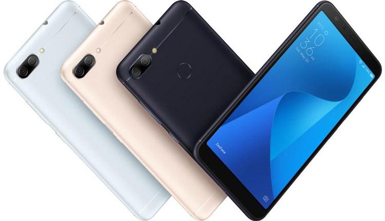 Jajaran Smartphone Terbaik Tahun 2018 ASUS Zenfone Max Pro M1