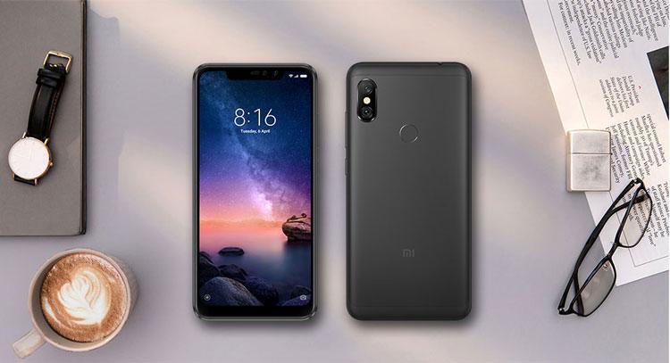 Jajaran Smartphone Terbaik Tahun 2018 Xiaomi Redmi Note 6 Pro