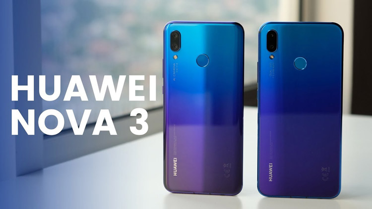 Jajaran Smartphone Terbaik Tahun 2018 Huawei Nova 3i