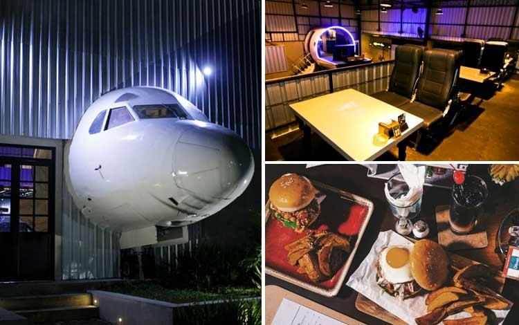 Tempat Nongkrong di Jogjakarta - The Captain Urban Lounge