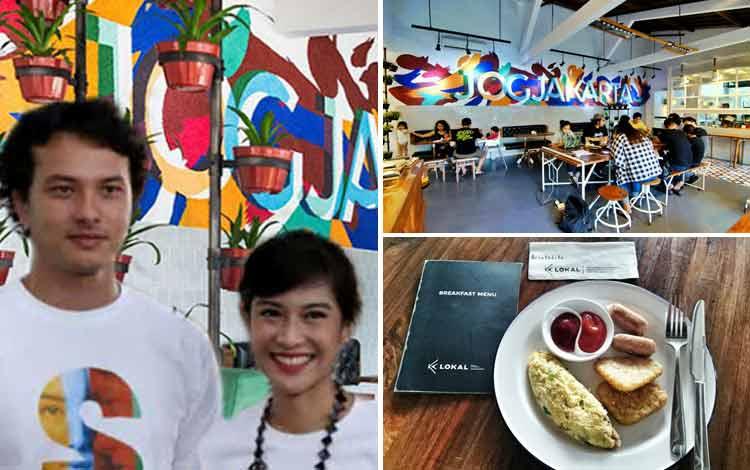 Tempat Nongkrong di Jogjakarta - Lokal Resto Jogja