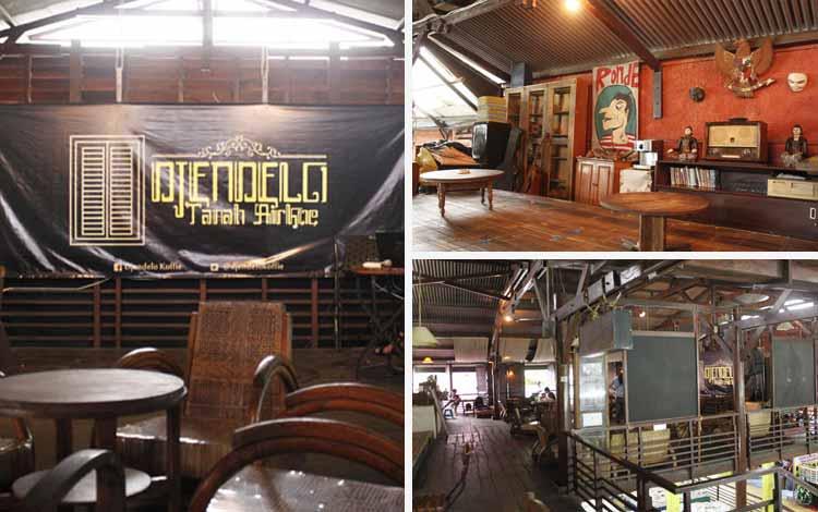 Tempat nongkrong di Jogja - Djendelo Cafe Jogja