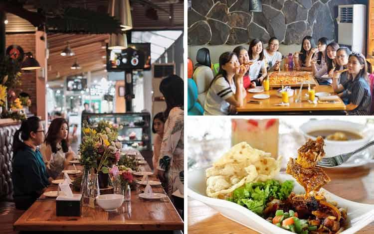 Tempat Nongkrong di Medan Lekker Urban Food House