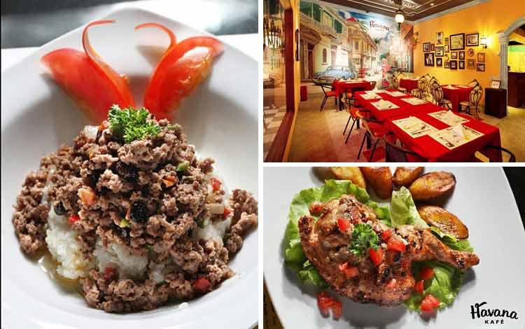 Tempat Nongkrong di Medan Havana Café