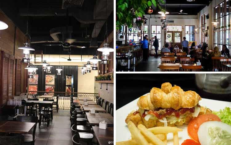 Tempat Nongkrong di Medan Coffee Box