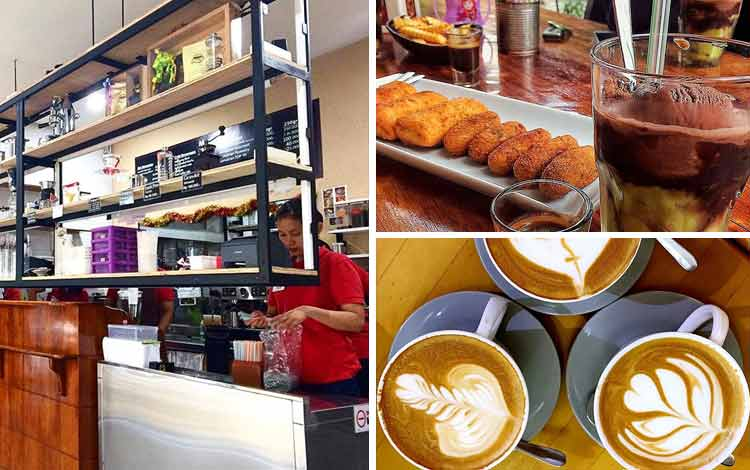 Tempat Nongkrong di Medan Macehat Coffee
