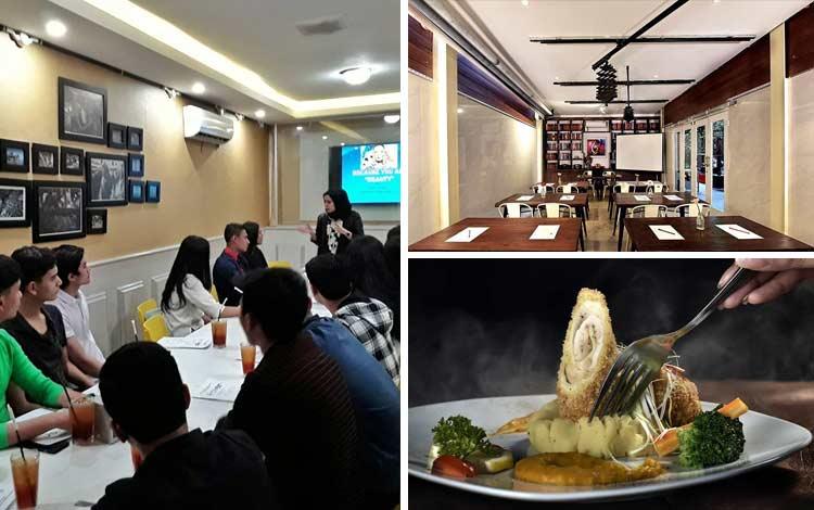 Tempat Nongkrong di Medan Kafe Potret Medan