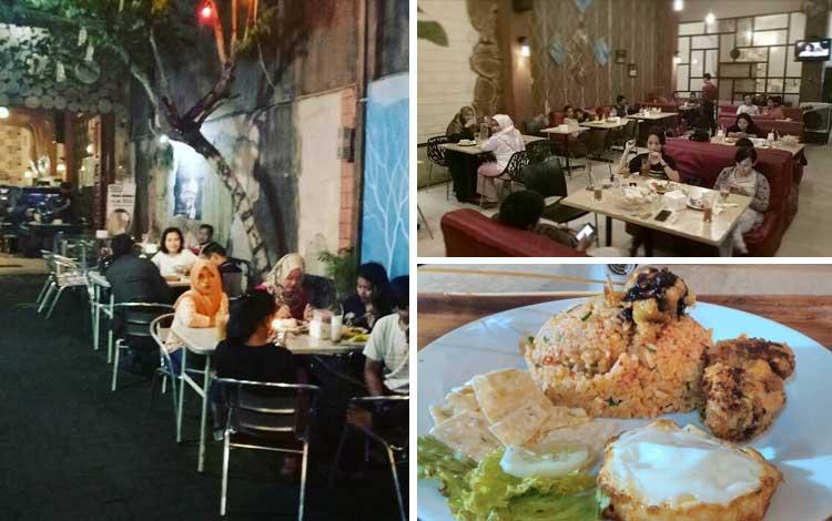 Tempat Nongkrong di Medan Makyung Cafe Medan
