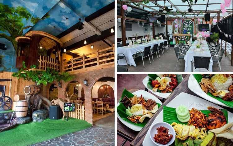 Tempat Nongkrong di Medan Sowe Restaurant & Lounge