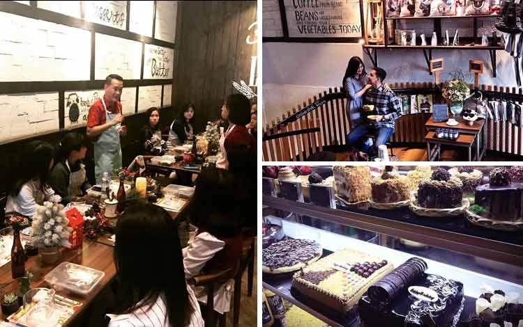 Tempat Nongkrong di Medan Ichi Dough