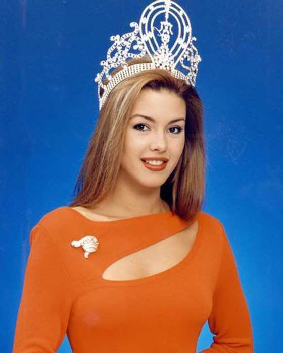 Pemenang Miss Universe Dari Waktu Ke Waktu - Alicia Machado - 1996