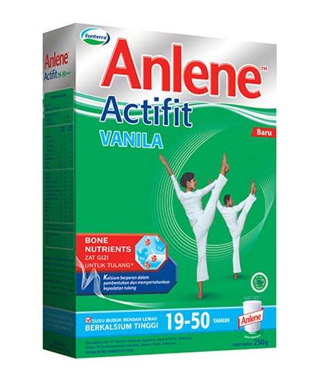 Merk Susu Yang Bagus Untuk Kesehatan Tulang - Anlene Actifit