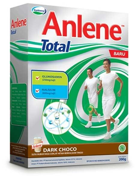 Merk Susu Yang Bagus Untuk Kesehatan Tulang - Anlene Total