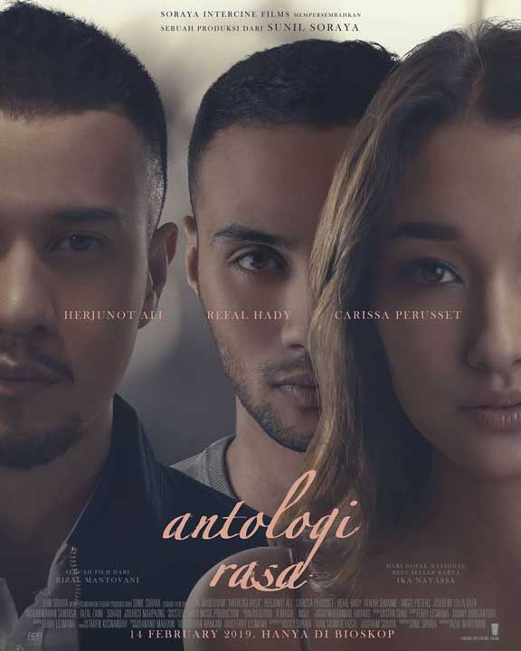 Film Bioskop Tayang Februari 2019 - Antologi Rasa - 14 Februari 2019