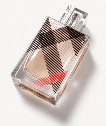 Merk Parfum Wanita Yang Bagus Dan Tahan Lama - Burberry Brit Perfume