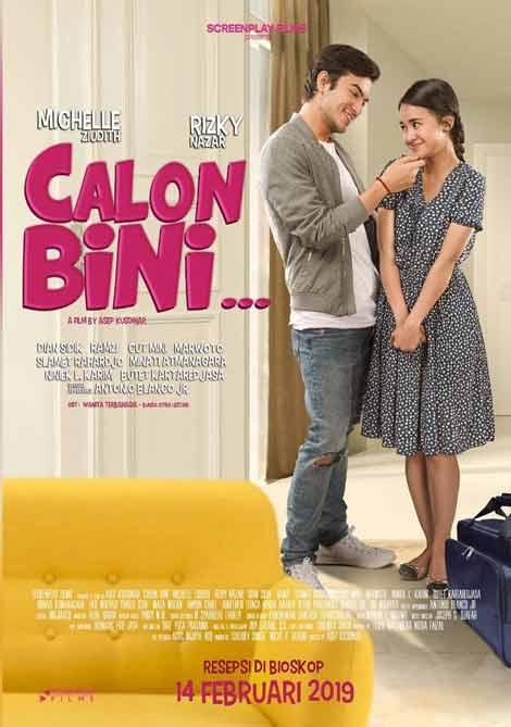 Film Bioskop Tayang Februari 2019 - Calon Bini - 14 Februari 2019