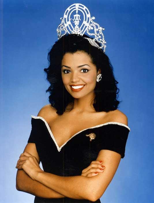 Pemenang Miss Universe Dari Waktu Ke Waktu - Chelsi Smith - 1995