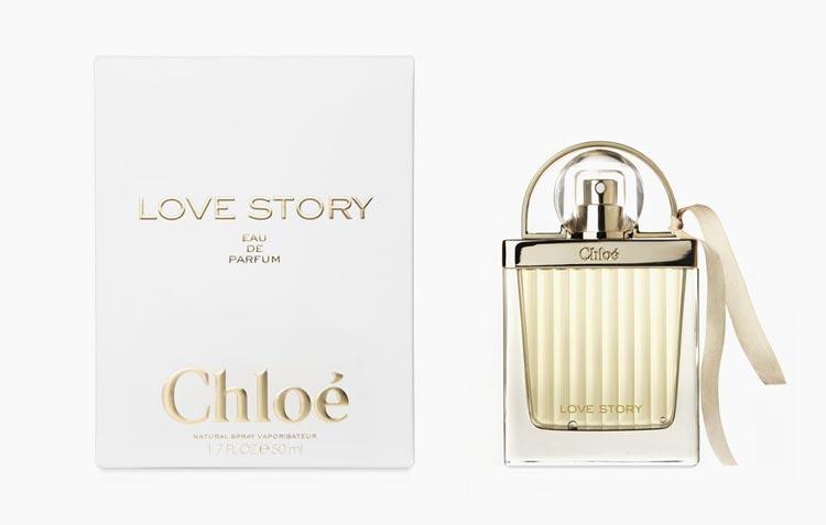 Merk Parfum Yang Bagus Dan Populer Di Indonesia - Chloe Love Story Eau De Parfum