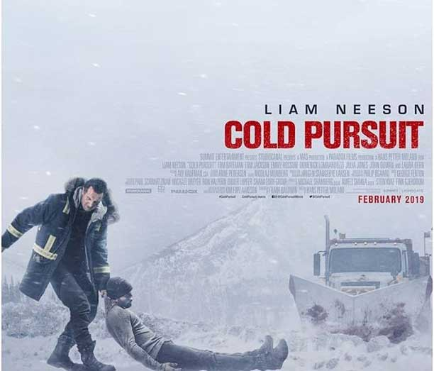 Film Bioskop Tayang Februari 2019 - Cold Pursuit - 8 Februari 2019