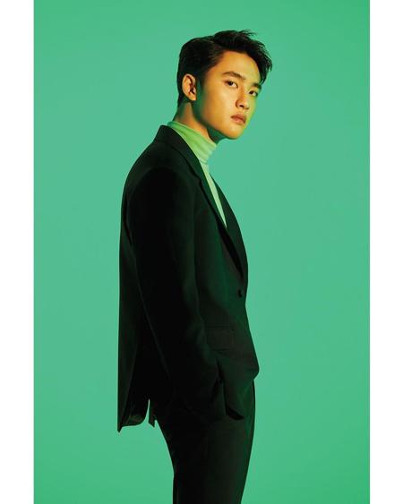 Deretan Artis Pendatang Baru Korea 2019 - D.O EXO