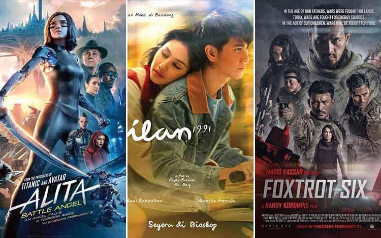 Daftar Film Bioskop Yang Akan Tayang Bulan Februari 2019 ...